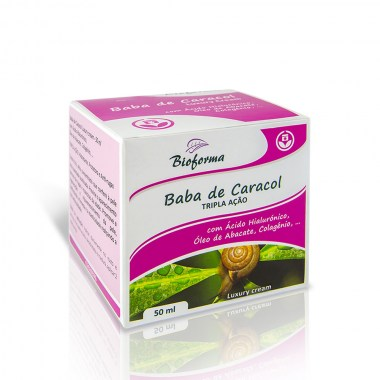 BABA DE CARACOL Luxury cream 50ml BIOFORMA