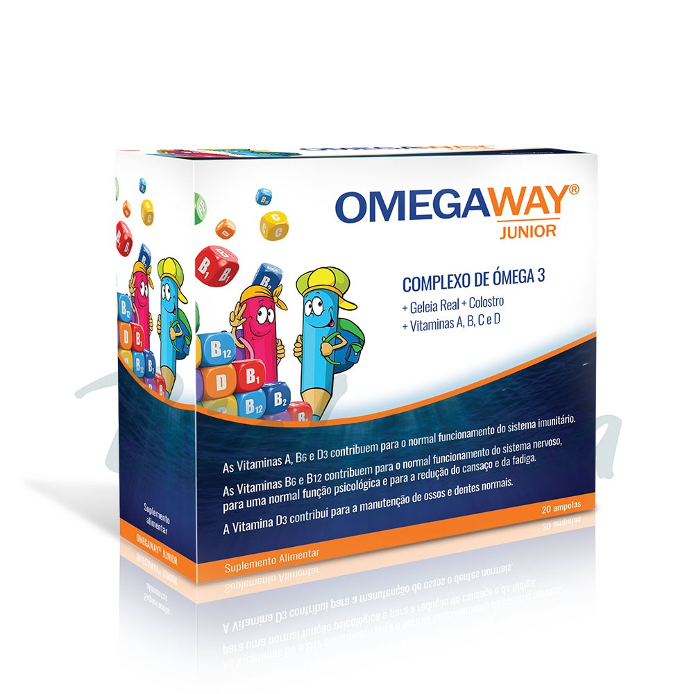 OMEGAWAY® JUNIOR 20 amp