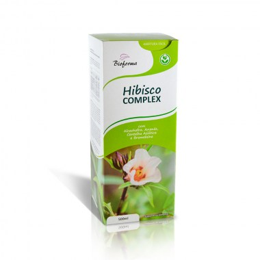 Hibisco COMPLEX 500ml BIOFORMA