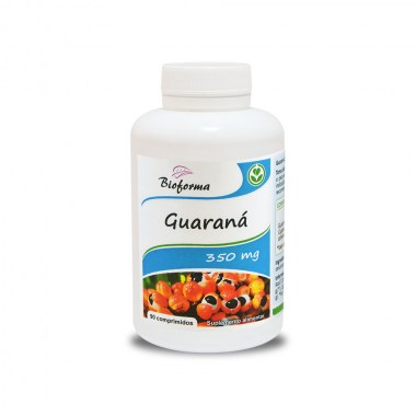 Guaraná 350 mg 90 comp BIOFORMA