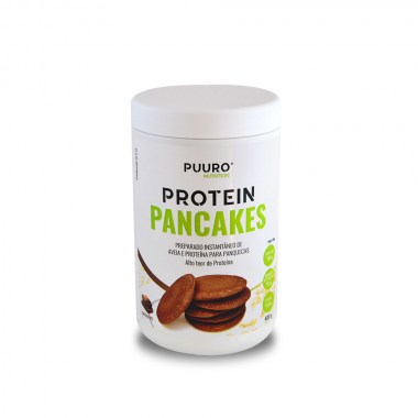 Protein Pancakes Chocolate 400g PUURO NUTRITION